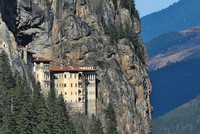 Every section of Sümela Monastery to open to visitors