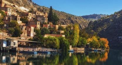 Slow cities of Turkey: Halfeti
