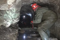 2,500-year-old man-made cave found in northern Turkey