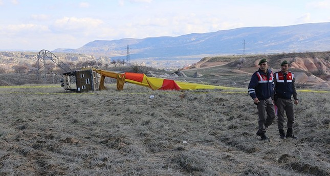 French deputy consul-general to Istanbul dies in hot air balloon accident