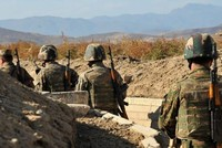 Azerbaijani soldier killed on Nagorno-Karabakh line