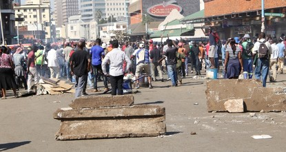Zimbabwe death toll after election violence rises to 6