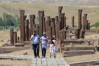 المقبرة السلجوقية شرقي تركيا.. شاهد على عدة حضارات تعاقبت على المنطقة
