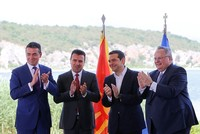 Greece, Macedonia sign historic ending name dispute, FYROM to be called 'North Macedonia'