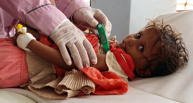 '600,000 cholera cases expected in Yemen by late 2017'