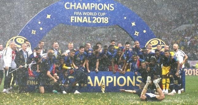 كيف أدى فوز فرنسا بكأس العالم لخسارة شركة صينية ملايين الدولارات؟