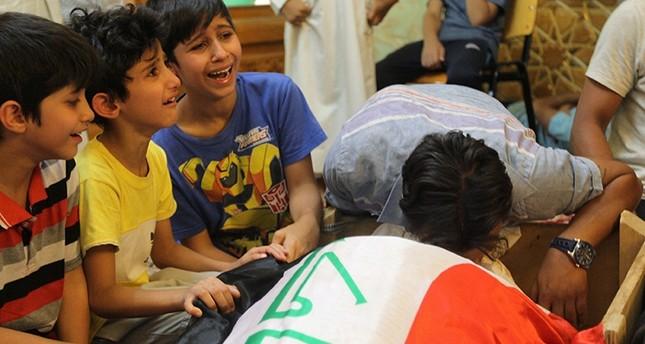 أردوغان يدين تفجير الكرادة بالعراق ويلدريم يعزي العبادي بضحايا الهجوم