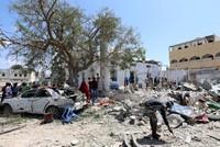 Mind. sechs Tote bei Bombenanschlag in Mogadischu