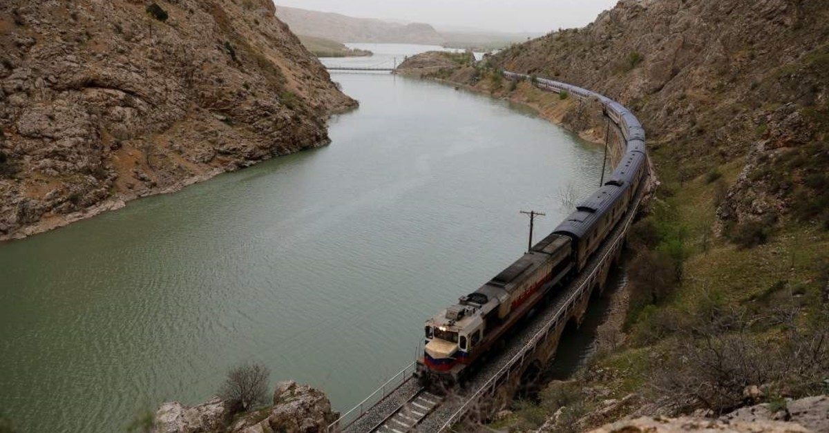 The Eastern Express lit the fuse for the surge in popularity of railway adventures. (REUTERS)