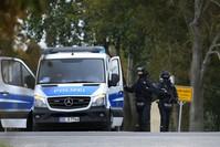قوات التدخل الخاصة في مكان إطلاق النار (الفرنسية)