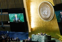 Turkey welcomes UN vote, says expects US to rescind Jerusalem decision