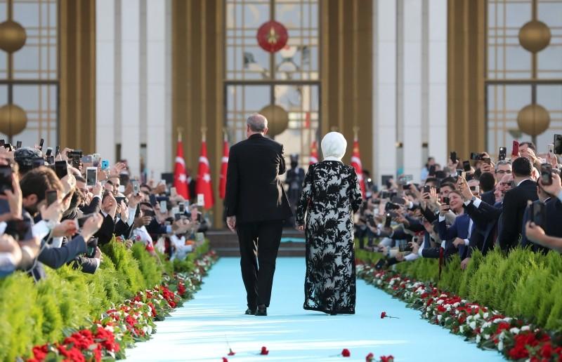 Turkey welcomes new era with Erdoğan