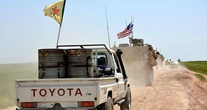pDie Vereinigten Staaten würden die Waffen, die sie für die Offensive im syrischen Raqqa an den syrischen Ableger der PKK-Terrororganisation, YPG geschickt haben, zurückbeordern, nachdem die...