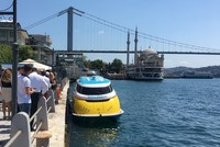 PTT's revolutionary vessels to offer postal services at sea across Turkey