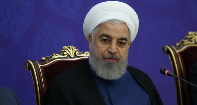روحاني: وحدة الشعب الإيراني أجبرت ترامب على التراجع عن تهديداته