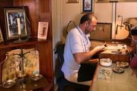 Armenian craftsman revives long-forgotten Ottoman art