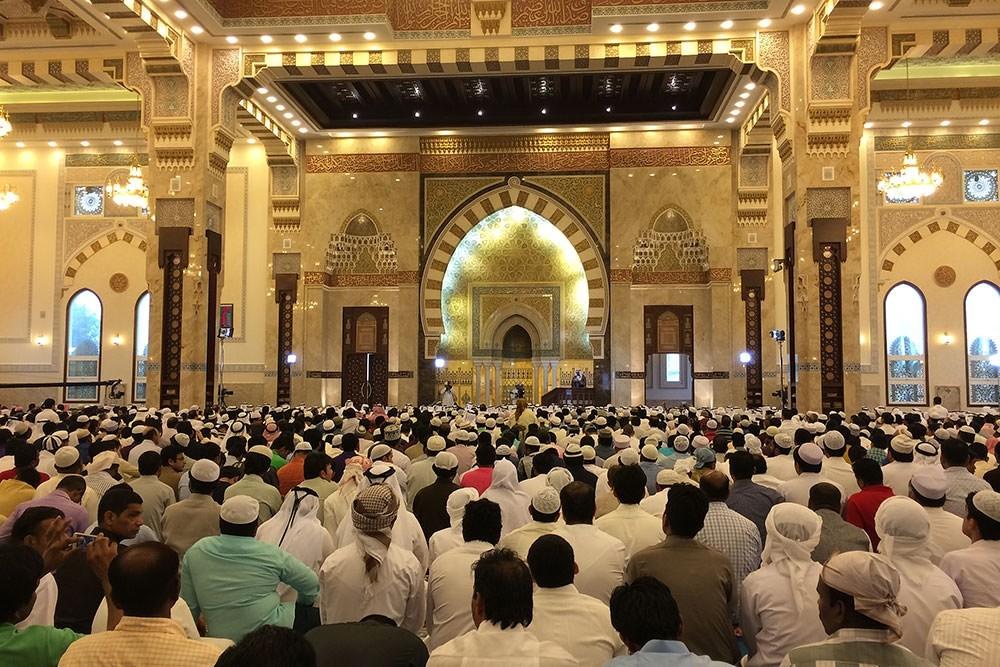 Eid al-Fitr celebrations from around the world