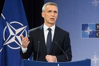 NATO says wasn't consulted before announcement of YPG army, understands Turkey's concerns
