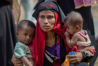 Rohingya still in Myanmar face 'serious' genocide risk: UN