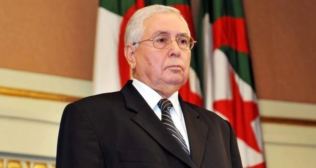 الرئيس الجزائري المؤقت يعلن إجراء الانتخابات الرئاسية في 12 ديسمبر