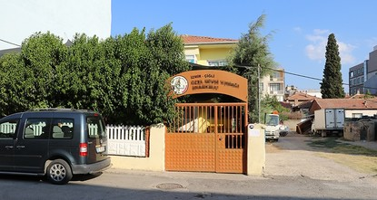 pA three-year-old boy has died of suffocation after falling asleep and being forgotten in a school shuttle in Turkey's western Izmir province, local media reported Thursday./p