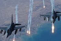 Turkish jets not participating in airstrikes in Syria