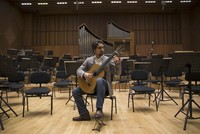 Turkish classical guitarist finds inspiration at home