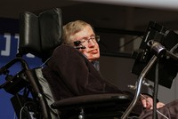 Stephen Hawking dies at age 76