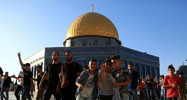 أوقاف القدس: لا مفقودات جراء اقتحامات الشرطة الإسرائيلية للمسجد الأقصى