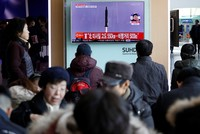 UN Security Council to gather in urgent meeting over North Korea missile test