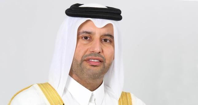أحمد آل ثاني - وزير الاقتصاد القطري
