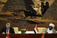 Erdoğan, Sudanese counterpart al-Bashir highlight cooperation in joint statement