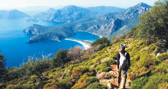 Turkey's scenic beauty attracts expat trekkers