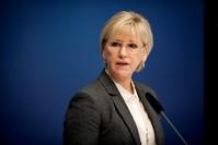 مارغو والستروم - وزيرة الخارجية السويدية