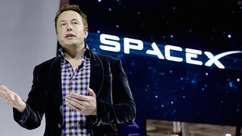 Tesla and SpaceX chief executive Elon Musk. (FILE Photo)