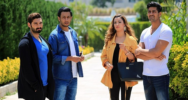 Arabic tv series 2016