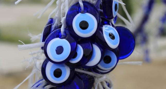 Evil eye talismans have been around for centuries, aiming to keep the evil spirits away.