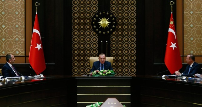 أردوغان: معايير أنقرة قد تحل محل معايير كوبنهاغن
