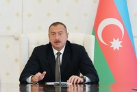 Azerbaijan's Aliyev calls for snap presidential election in April