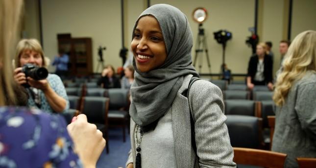 Ilhan Omar (Reuters File Photo)