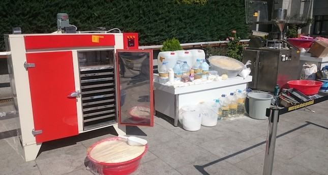 Turkish police seize narcotic materials worth TL 60 million in Istanbul