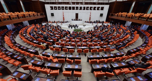 On Sunday, 103 women lawmakers were elected for the 27th Parliament of Turkey, increasing the percentage of woman parliamentarians to 17.1 percent.