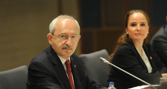 CHP Chairman Kılıçdaroğlu was criticized by the government for not taking a strong stance against the deputies making undemocratic remarks.