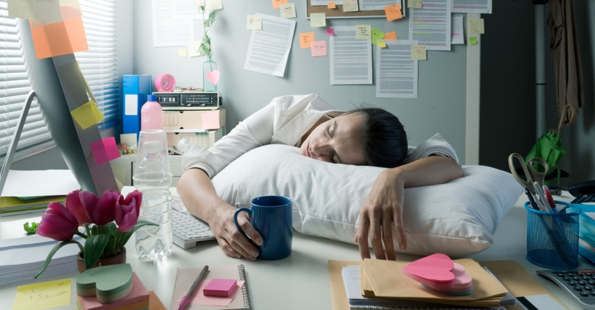 Many people experience drowsiness, boredom and fatigue in spring after the cold winter months.