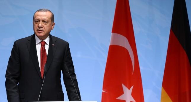أردوغان يعتزم لقاء ممثلي ومديري كبرى الشركات الألمانية خلال زيارته إلى برلين