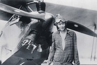 Amelia Earhart focus of comic book to be released Aug 2
