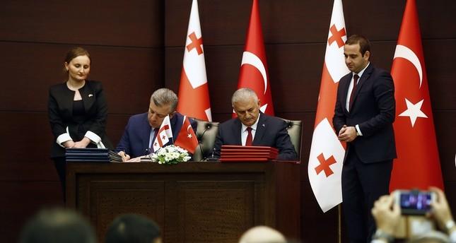 تركيا وجورجيا توقعان اتفاقيات تعاون في 6 مجالات