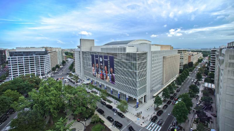World Bank headquarters in Washington, D.C. (Photo from World Bank)