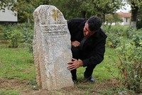 Stone inscription links Turkey state farm to Roman era agriculture