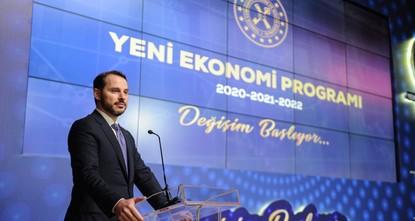 تركيا تحقق فائضاً في ميزانية يناير الماضي بلغ 3.5 مليارات دولار